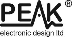 Peak Electronic Design