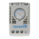 Enclosure Hygrostat, Adjustable, 40 → 90%RH, 230 V ac/dc, DIN Rail