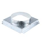 200 x 200mm Spigot Plate