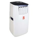 RS PRO Portable 11500Btu/h Air Conditioning Unit Refrigerant Type F - Schuko plug, Type G - British 3-pin