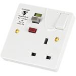Theben / Timeguard RCD Socket