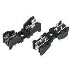 Schurter 10A PCB Mount Fuse Holder for 5 x 20 mm, 6.3 x 32 mm Cartridge Fuse, 500V ac