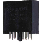 Pudenz 30A PCB Mount Fuse Holder Automotive Fuse, 80V