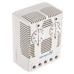 Enclosure Thermo Hygrostat, 40 → 90%RH, 230 V ac/dc
