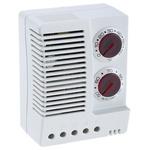 Enclosure Thermo Hygrostat, 50 → 90%RH, 24 → 48 V dc