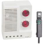 Enclosure Thermo Hygrostat, 50 → 90%RH, 100 → 240 V ac
