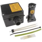Raychem Trace Heating Junction Box 122mm x 120mm x 90mm, -50 → +40 °C