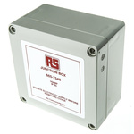 RS PRO Trace Heating Junction Box 75mm x 125mm x 125mm
