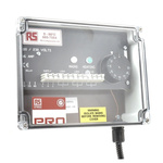 RS PRO Trace Heating Thermostat 75mm x 200mm x 150mm, 0 → +90 °C