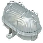 Kopp Oval Filament Bulkhead Light, 60 W, 230 V ac, IP43