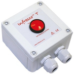 United Automation, Push Button Timer Space Heater Push Button Timer for use with IR Heaters