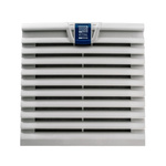 Rittal Filter Fan148.5 x 148.5mm Face Dimensions, 50m³/h, AC Operation, 230 V ac, IP54