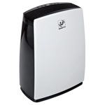 UNELVENT Dehumidifier, 2L water tank, 12L/day extraction rate Type C - European Plug