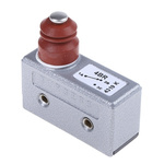 SP-NO/NC Plunger Microswitch, 15 A @ 250 V ac