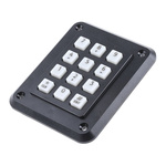 Storm IP65 12 Key Polymer Keypad