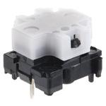 SP-NO Keyboard Switch, 100 mA @ 28 V dc, -20 → +70°C