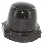 Push Button Boot, for use with MPG Series, MSP Series,Black