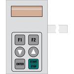 Bopla IP65 6 Key Copper Membrane Keypad