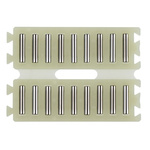 Needle roller flat cage, Double 45x60mm