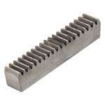 RS PRO Steel Gear Rack, 1000mm Long , 10mm Face Width
