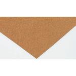 Klinger Rubber-bonded Cork 1000 x 1000mm 1.5mm Thick Beige Gasket Sheet, Nitrile Bonded