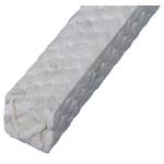 Klinger Solid PTFE Gland & Valve Packing, 5 mm, 3m/s, 0 → 14 ph Range