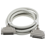 3m Male SCSI III to Male SCSI III SCSI Cable Assembly, Thumbscrew Fastener
