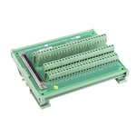 1m SCSI Cable Assembly, Thumbscrew Fastener