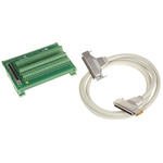 2m SCSI Cable Assembly, Thumbscrew Fastener