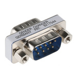Roline D Sub Adapter Male 9 Way D-Sub to Male 9 Way D-Sub