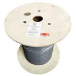 RS PRO Grey LSZH Cat7 Cable S/FTP, 100m
