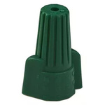 TE Connectivity, GroundGrip Insulated Twist Bullet Connector, 0.64mm² to 2.59mm², 14AWG to 10AWG, 20.2mm Bullet