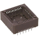 Preci-Dip 1.27mm Pitch 28 Way DIP PLCC Socket