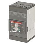 ABB, Protecta MCCB Molded Case Circuit Breaker 200 A, Breaking Capacity 36 kA, DIN Rail Mount