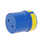 Female Connector Insert size 22 2 Way for use with 97 Series Standard Cylindrical Connectors