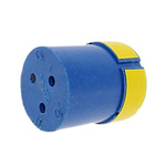 Female Connector Insert size 22 3 Way for use with 97 Series Standard Cylindrical Connectors