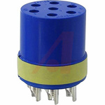 Female Connector Insert size 24 7 Way for use with 97 Series Standard Cylindrical Connectors
