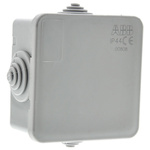 ABB Junction Box, IP44, 65mm x 65mm x 32mm