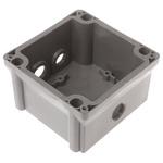 Legrand Plastic Back Box, IP44