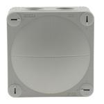 WISKA Combi Junction Box, IP66, 85mm x 85mm x 51mm