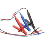 Megger 1002-643 Insulation Tester HV Test Lead Set, For Use With MIT510/2