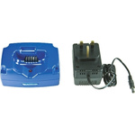 Crowcon Gas Detection Single Way Charger for CO2 Monitor RS232 Interface, UK