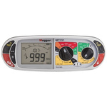 Megger MFT1721 Multifunction Tester, 100 V, 250 V, 500 V, 1000 V , Earth Resistance Measurement With Wireless UKAS