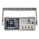 RS PRO Bench LCR Meter 9.9mF, 99 MΩ, 9999H With RS Calibration