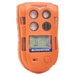 Crowcon Hydrogen Sulphide, Oxygen Handheld Gas Detector, For Industrial ATEX Approved