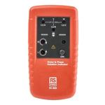 RS PRO Phase Rotation Tester CAT III 600V CAT III 300 V 400Hz 400V ac, Model RS9020 RS Calibration