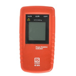 RS PRO Phase Rotation Tester LCD CAT III 600 V, CAT IV 300 V 400Hz 690V ac, Model RS9010 RS Calibration