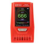 RS PRO Carbon Dioxide Workstation Monitor Gas Detection, For Air Quality Control