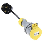 Fluke TA700 PAT Testing Adapter, For Use With 6500 Series