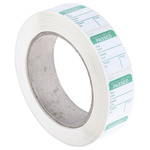 Megger 1000-971 PAT Testing Label, For Use With PAT 400